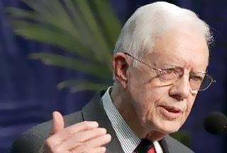 Джимми Картер: Реформам Обамы сопротивляются из-за расизма