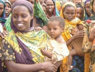 ООН: Объем гуманитарной помощи достиг минимума, число голодающих как никогда большое