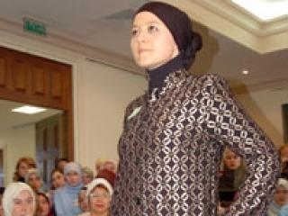 Екатеринбургские мусульманки подготовились к показу мод