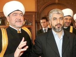 Равиль Гайнутдин передал мусульманам салам от лидера ХАМАС