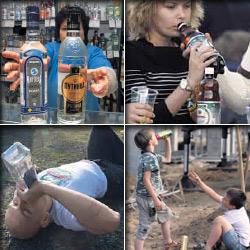 Онищенко: В России более 2,5 млн алкоголиков