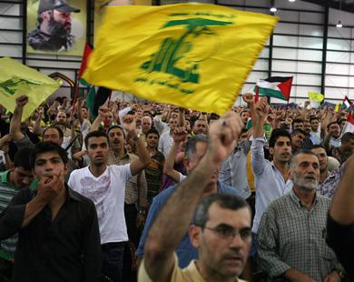 На праздновании международного дня Иерусалима  в Бейруте