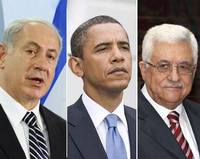 Обама, Нетаньяху и Аббас обсудят ситуацию на Ближнем Востоке