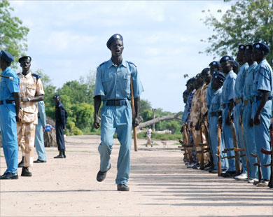 Суданские язычники напали на церковь