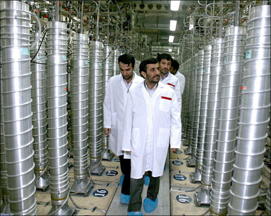 Иран увеличивает количество и качество центрифуг
