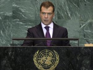 Медведев призвал к созданию на Ближнем Востоке свободной от ОМУ зоны