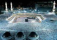 Запретную мечеть в Мекке телефонизировали