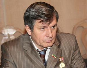 Спикер чеченского парламента Дукваха Абдурахманов