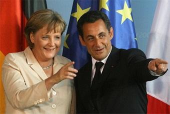Меркель встает на позиции Саркози в отношении Турции