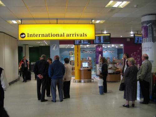 Столичные аэропорты станут зоной трезвости
