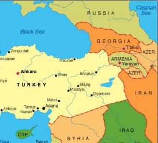 Турция хочет дружить не только с Азербайджаном