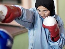 Мусульманским боксершам разрешили выступать в хиджабах