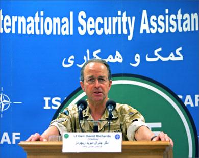 Британский генерал: Нас ожидает отнюдь не светлое будущее в Афганистане