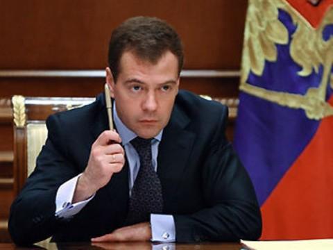 Дмитрий Медведев поменял начальника своей референтуры