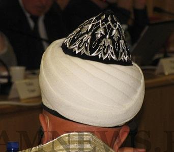 Юбилей Равиля Гайнутдина: детям подарили чапан и чалму