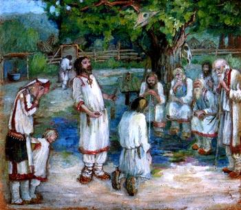 Ислам и Сафар были распространенными именами у мордвы – этнограф