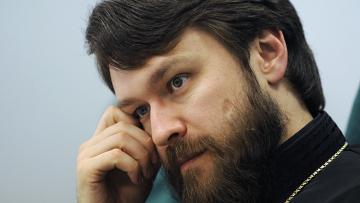 """Архиепископ Иларион. Фото РИА """"Новости"""""""