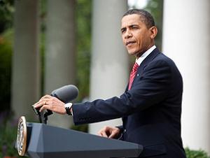 Нобелевская премия мира досталась Бараку Обаме