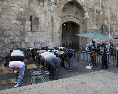 Тель-Авив снял блокаду Аль-Аксы