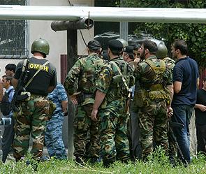 В пяти населенных пунктах Ингушетии введен режим КТО