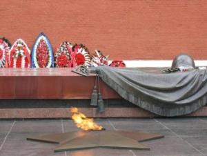 Султан Брунея возложил венок к могиле Неизвестного солдата