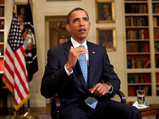 Ранние заявления Обамы остались лишь предвыборной риторикой