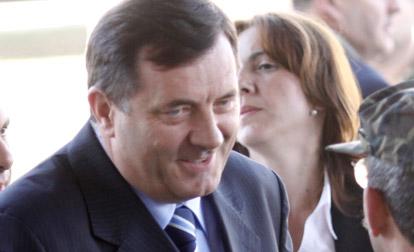 Международное сообщество перестаралось в Боснии, полагает Милорад Додик. Фото: AP
