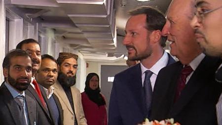 Король Норвегии: Мусульмане – такие же граждане, как и мы