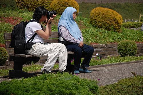 Швеция: женщины в хиджабах ежедневно подвергаются нападкам