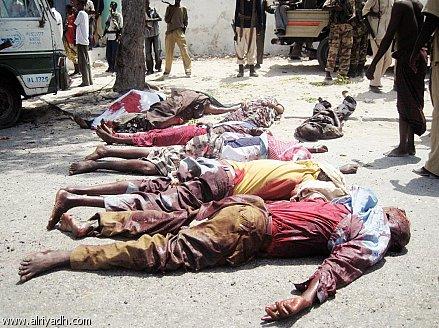 Миротворцы обстреляли ракетами городской рынок Могадишо – журналисты
