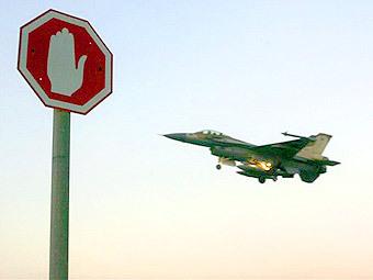 Летчик ВВС США разбомбил свою авиабазу