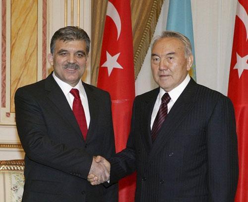 Турция и Казахстан подписали договор о стратегическом партнерстве