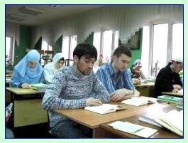 Российские власти намерены создать новую систему обучения мусульман за рубежом