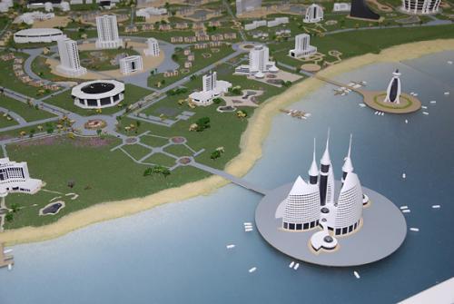 Туркменистан хочет стать курортным центром мира