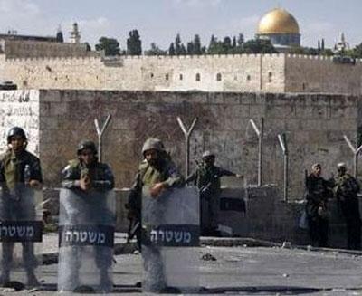 Израильские экстремисты готовятся к вторжению на территорию Аль-Аксы