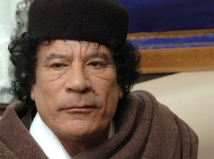 Каддафи: Мусульманский мир имеет право на ядерное оружие