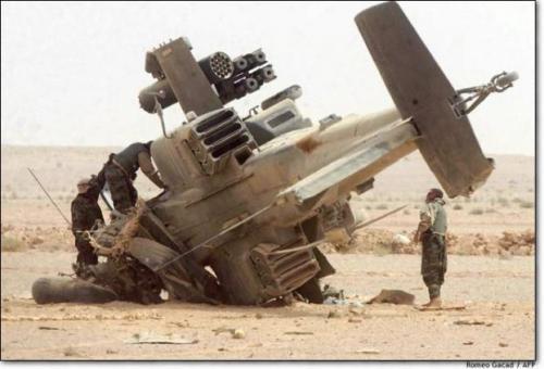 Американцы потеряли в Афганистане 3 вертолета