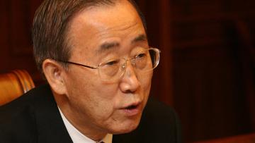 Генсек ООН: Израиль должен прекратить налеты на Ливан