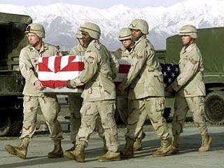 Американцы терпят поражение в Афганистане