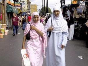 Швеция поворачивается лицом к иммигрантам, и спиной к исламу