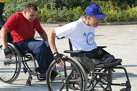 Мусульмане Озерска поддержали спортсменов-инвалидов