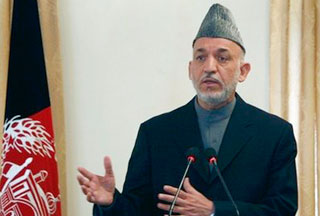 Карзай стал президентом Афганистана