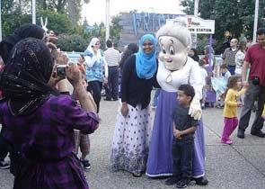 Мусульмане тянут Америку назад… к семейным ценностям