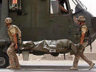 Афганский полицейский уничтожил пятерых британских солдат