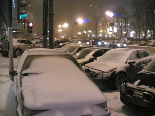 Прогноз Гидрометцентра: Москву скоро завалит снегом