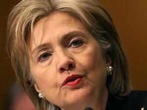 Клинтон: США не признает законность израильских поселений на Западном берегу