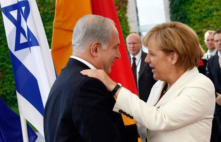 Иран: На Меркель повлияли сионисты