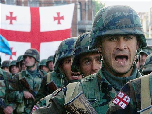 Киев, Тель-Авив и НАТО продолжают вооружать Саакашвили – российская разведка