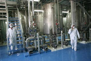 Иран решил не отдавать свой уран за рубеж
