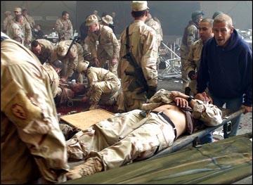 В Ираке продолжают гибнуть люди